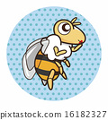 벌레, 꿀벌, 벌 16182327