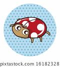 漏洞 虫子 甲壳虫 16182328