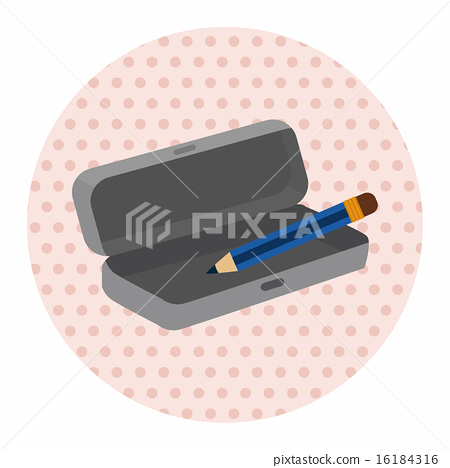 vector, stationery, pencil 16184316