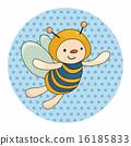 蜜蜂 可愛 動物 16185833