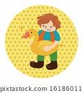 男性 鸭子 鸭 16186011