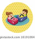 funfair ride amusement 16191064
