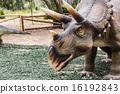 ancient extinct dinosaur 16192843
