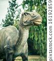 ancient extinct dinosaur 16192859