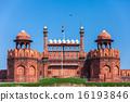 紅色 紅 印度 16193846