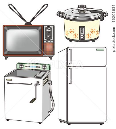 复古 昭和 电器 16201635