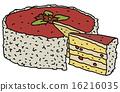 Fruit cake 16216035