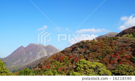 Autumn's Kujuyama 16218590