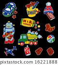 巧克力玩具 16221888