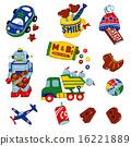 巧克力玩具 16221889