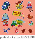 巧克力玩具 16221890
