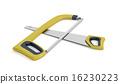 Hacksaw and hand saw 16230223