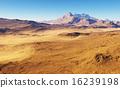 Fantasy desert landscape 16239198