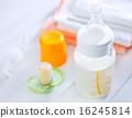 pacifier, milk, baby 16245814