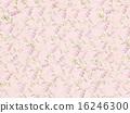 패턴, 꽃잎, 무늬 16246300