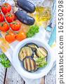 蔬菜 茄子 奶油烤菜 16250298