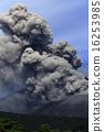 平成27年6月 桜島火口からの爆発的噴火を撮る 16253985