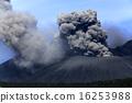 平成27年6月 桜島火口からの爆発的噴火を撮る 16253988