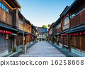 가나자와 히가시 차야 16258668