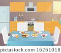 桌子 桌 早餐 16261018