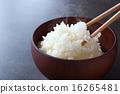食物 食品 白米 16265481