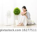 西瓜 扇子 电风扇 16277511