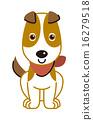 vector, vectors, dog 16279518
