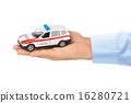 police, toy, hand 16280721