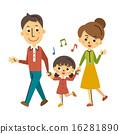 三人家庭 16281890