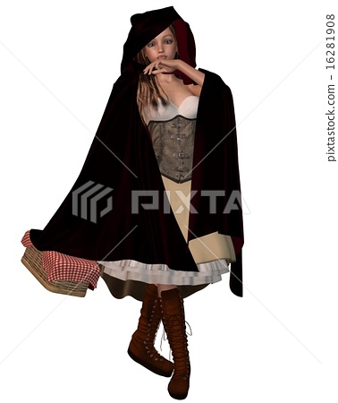 Red Riding Hood 16281908
