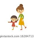 父母和孩子 16284713
