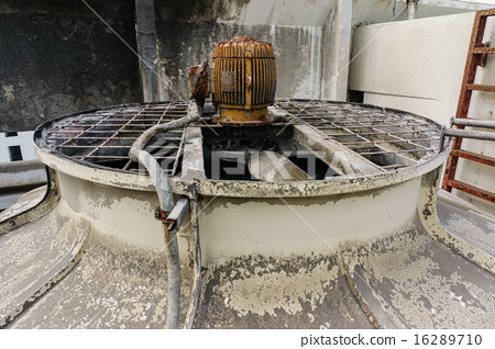Old cooling tower 16289710