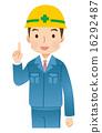 藍領工人 人類 人物 16292487
