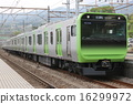Yamanote Line E235 series trial operation 16299972