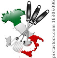 International cuisine made in Italy 16305096
