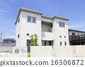 房屋 家 独立式住宅 16306872