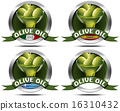 Olive Oil - Spain Italy Greece Flags 16310432