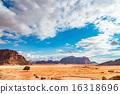jordan, landscape, scenery 16318696