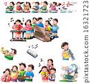 學習 小孩 音樂 16321723