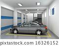 3D Parking Garage 16326152