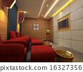 3d foot reflexology room. 16327356