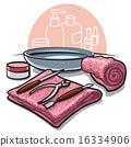 manicure tools 16334906
