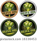 Olive Oil - Four Wooden Icons 16336453