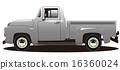 track, pickup trucks, american car 16360024