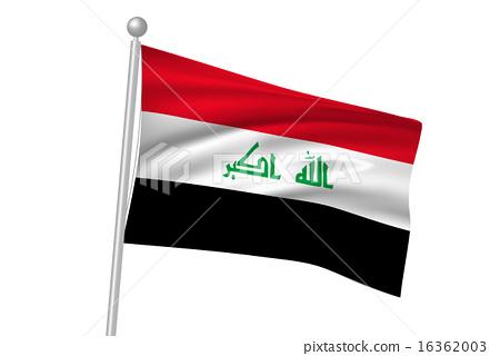 Flag of Iraq Flag 16362003