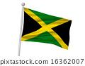 Jamaican flag Flag 16362007