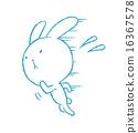 跑兔子 16367578