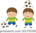 男孩們 男孩 足球 16379598
