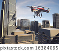Drone Flying for Aerial Photography  16384095