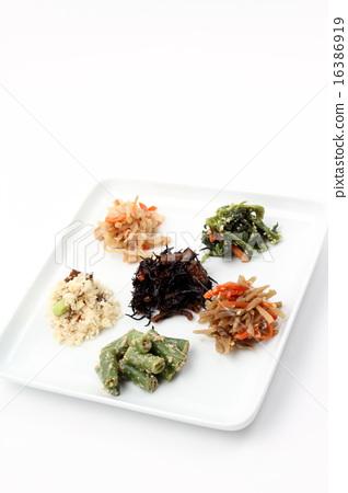 各種配菜 16386919